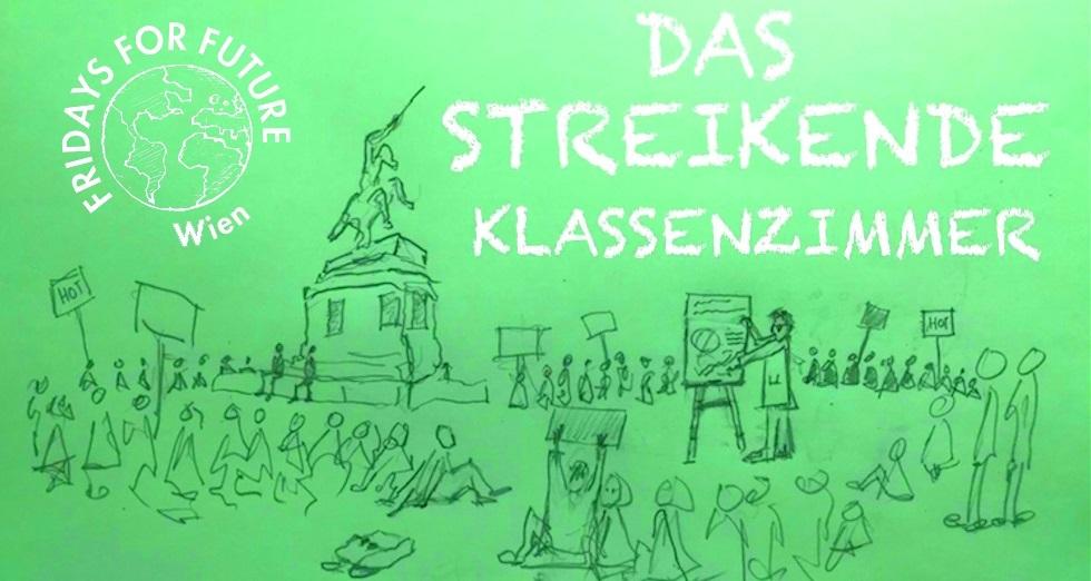 Das-streikende-Klassenzimmer-Grün-Logo