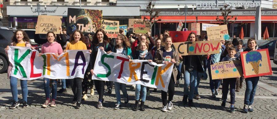 20190329 FFF Gmunden Klimastreik Ausschnitt