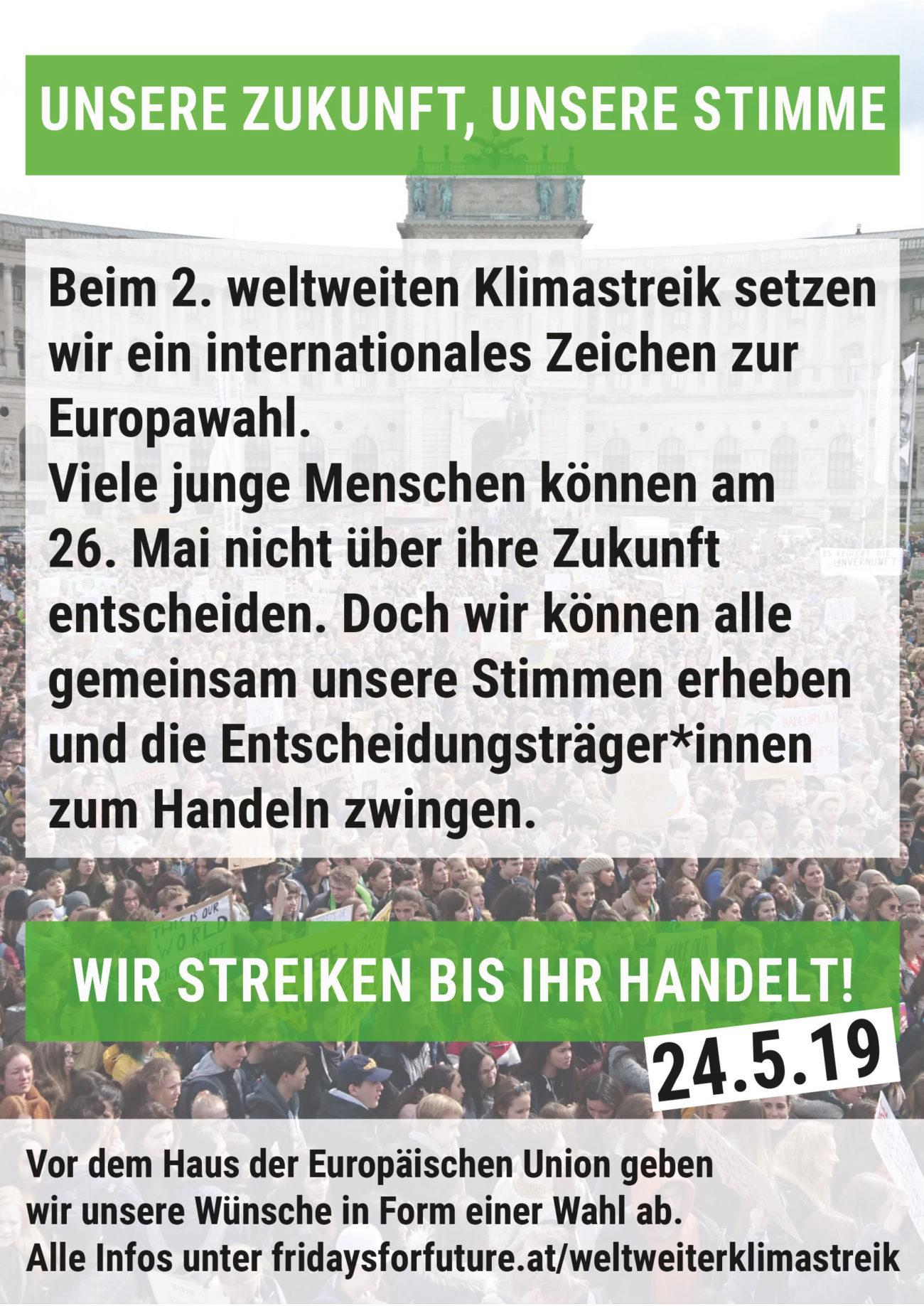 Flyer weltweiter streik2